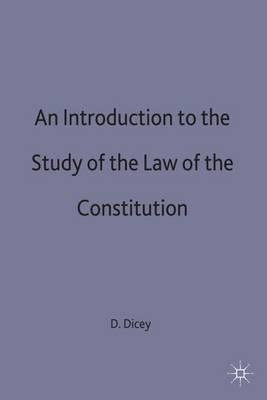 An introduction to the history and analysis of constitutional law in the united states