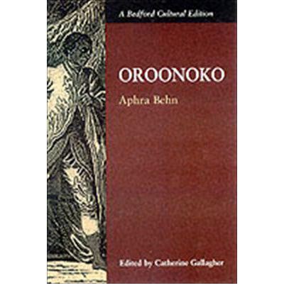 politics in aphra behns oroonoko essay Free essay: throughout oronooko, particularly in this passage, aphra behn focuses on identity in both specific characters, such as oroonoko and imoinda, and.