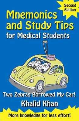 Mnemonics and Study Tips for Medical Students: Two Zebras Borrowed My Car: Two Zebras Borrowed My Car