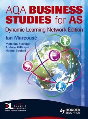 AQA Business Studies for AS Dynamic Learning