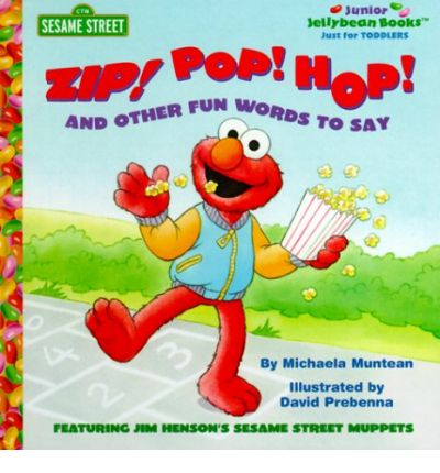 E-Book für Handys herunterladen Zip! Pop! Hop! and Other Fun Words to Say PDF