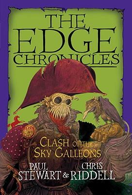 Clash of the Sky Galleons