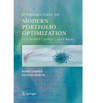 Modern Portfolio Optimization with Nuopt