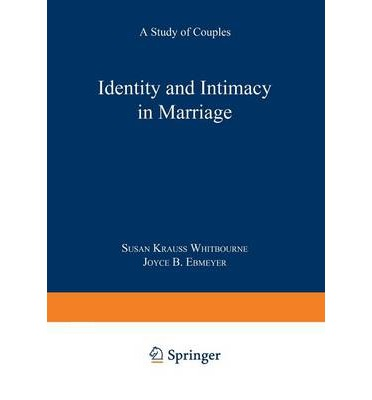 Identity and Intimacy in Marriage : A Study of Couples