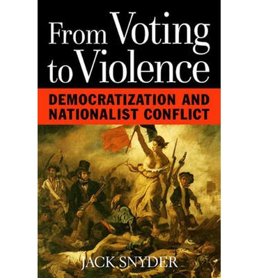 Amazon kostenlos Kindle eBooks Downloads From Voting to Violence : Democratization and Nationalist Conflict PDF 9780393048810 by Jack Snyder