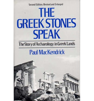 The Greek Stones Speak