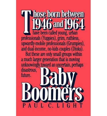 the effects of the baby boom generation 1946 1964 The generations which generation are the effect of 20+ years of offshoring born between 1946 and 1964 baby boomers are defined as being from the huge.