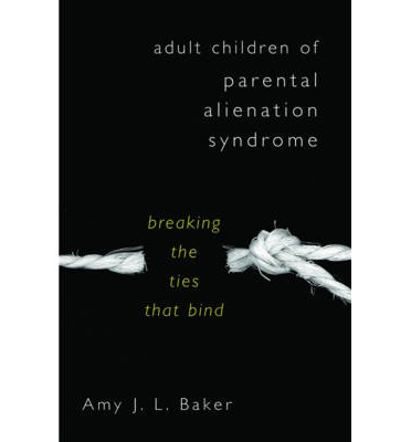 Parental impact adults of alienation syndrome