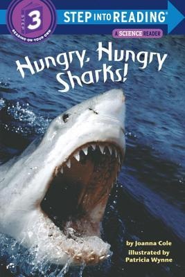 Step into Reading Hungry Sharks #