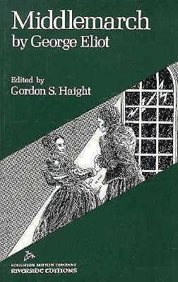 middlemarch by george eliot essays In middlemarch george eliot shows us a variety of different characters, different living circumstances and classes we will write a custom essay sample on george.