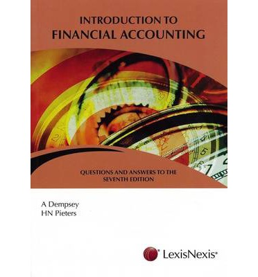 Pdf] download introduction to financial accounting, student value ed….