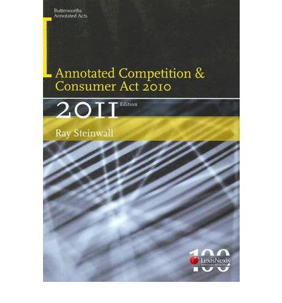 The Competition Act, 2010