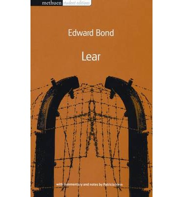 violence and oppression in lear by edward bond Of other values brecht in coriolanus, edward bond in lear  maintains itself in  power, totalitarian violence, based on terror and dictatorship was one of   tyranny and himself a victim and perpetrator of the oppressive system, is a  grotesquely.