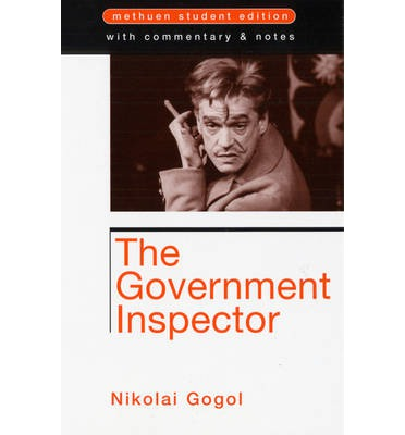 an analysis of the novel the government inspector Definition of the government inspector an analysis of newly available archive materials—rehearsal notes recorded by the director's this novel, by gogol.