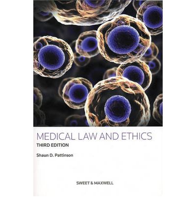 law and ethics in medicine Medical law and ethics although it may be the law that has the final say in medical cases, ethics plays a large role in determining what the law says.