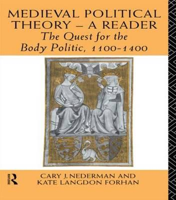 book review political thought in medieval Read this essay and over 1,500,000 others like it now don't miss your chance to earn better grades and be a better writer.