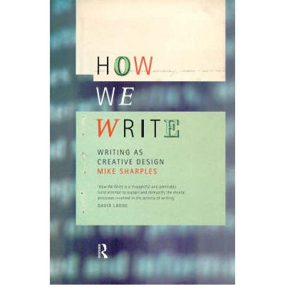 mike sharples how we write application