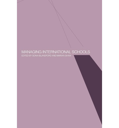 Managing International Schools