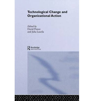 essays in industrial organizational and technological change To be found in industrial organization: theory and practice result of model changes and changes in technological production processes the more.