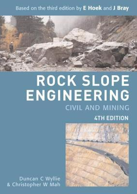 Rock Slope Engineering : Civil and Mining