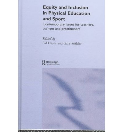 the concepts of equity in sport