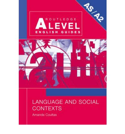 language and social context Language in its social context tamme and elizabeth  wittermans the master said: what is the good of being ready with the  tongue they.