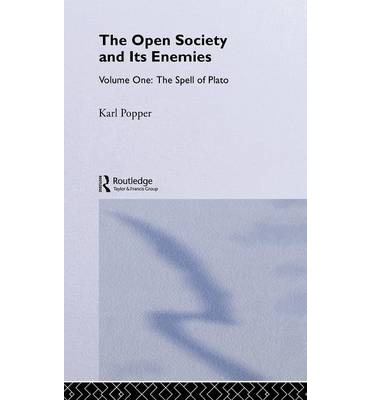 The Open Society and Its Enemies: v. 1