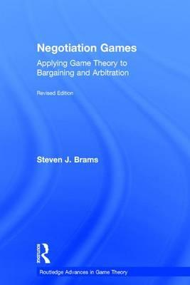 negotiation game theory and games Game theory thomas s ferguson part iii two-person general-sum games 1 bimatrix games — safety levels 11 general-sum strategic form games 12 general-sum extensive form games.