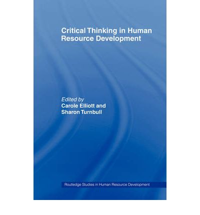 critical thinking in human resource management