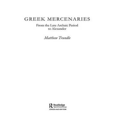 Greek Mercenaries