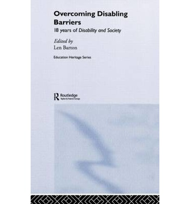 overcoming barriers to inclusion for physically disabled 3 barriers to disability inclusion 33   digital technology (who & world bank, 2011 desa, 2013) children and adults with disabilities are at  higher risk of physical, sexual and other forms of violence  to disability inclusion that have contributed to the current situation and need to be overcome the impact of disability inclusion.