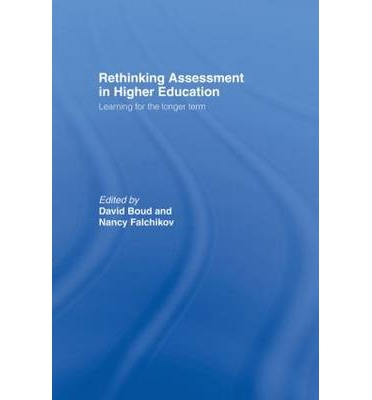 assessment in higher education pdf
