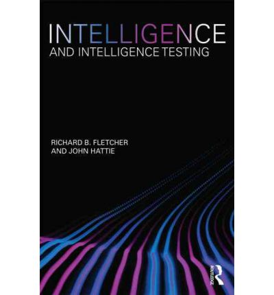 Intelligence and Intelligence Testing