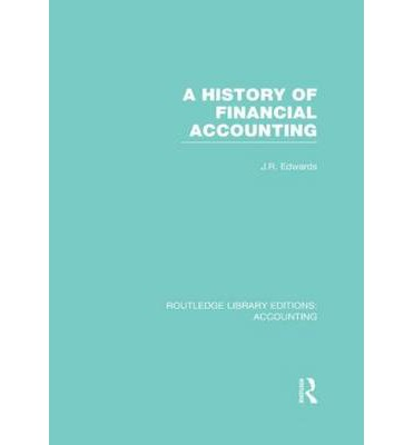 History subjects of accounting