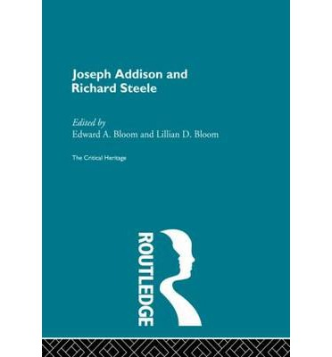 addison and steele essay Addison essays - see the list of sample papers for free - bla bla writing addison essays addison and steele essays, joseph addison essay.