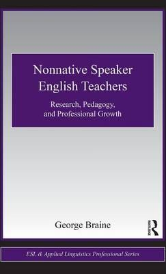 Nonnative speaker in english
