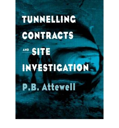 Tunnelling Contracts and Site Investigation