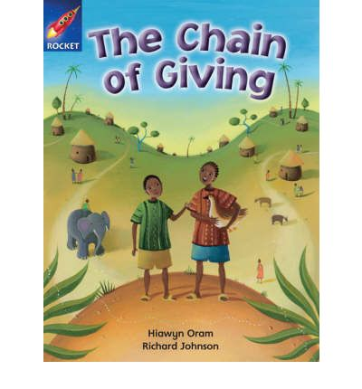 Rigby Star Independent Year 2 Gold Fiction: The Chain of Giving Single