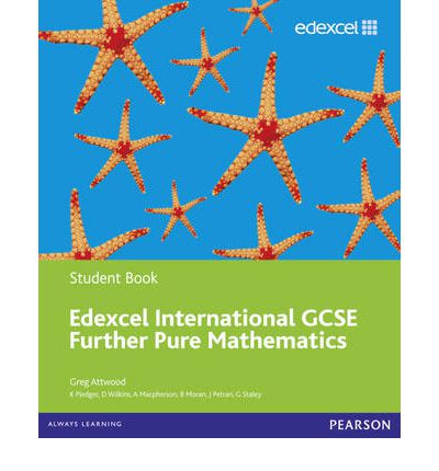 Edexcel International GCSE Further Pure Mathematics Student Book