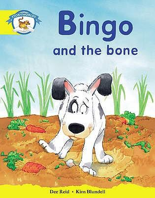 Storyworlds Reception/P1 Stage 2, Animal World, Bingo and the Bone (6 Pack)