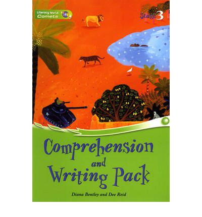 Literacy World: Comets - Stage 3 Comprehension and Writing Pack
