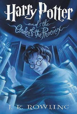 Harry Potter and the Order of the Phoenix: Book 5