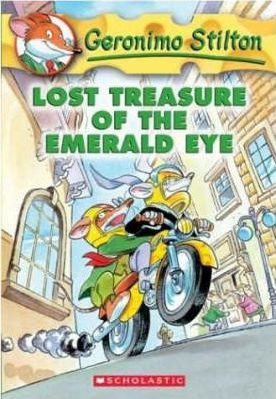 The Lost Treasure of the Emerald Eye