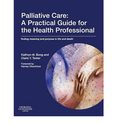 palliative care providing a good death Chian-li hsu, a palliative care volunteer at vancouver general hospital, is sharing his knowledge on what a good death means in his book being with you till the.