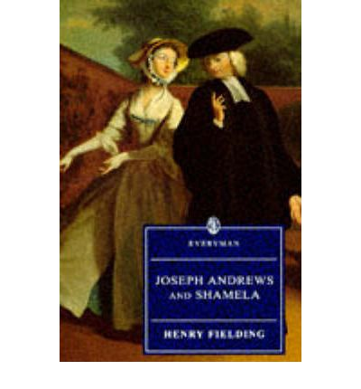 Joseph andrews henry fielding 9780460873857 for Farcical humour in joseph andrews