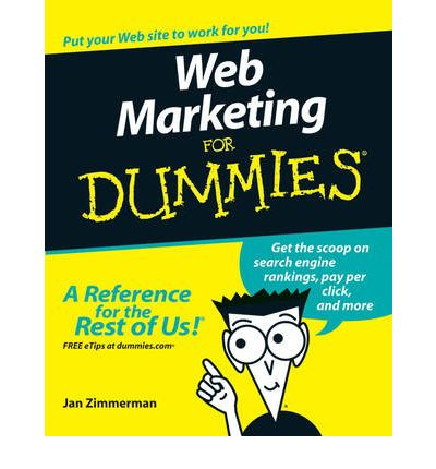 WEB DUMMIES MARKETING FOR