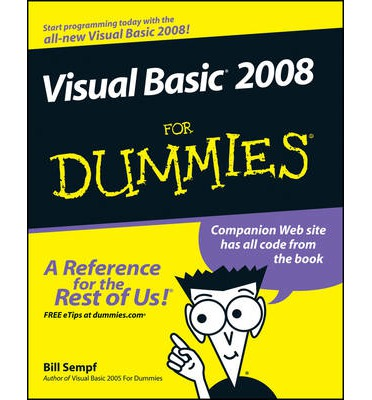 Visual Basic For Dummies Free Download Pdf