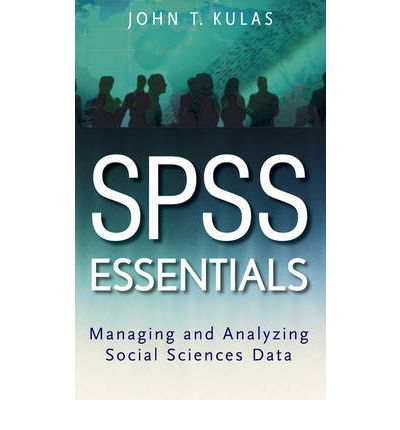 marketing research essentials with spss paperback Isbn: 9781118043172 marketing research essentials, with data analysis in excel and spss, second canadian edition author(s): mcdaniel.