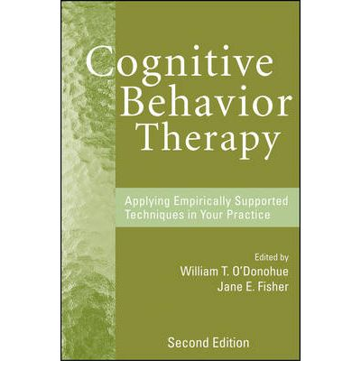 cognitive behavioral therapy cbt as a highly effective methods of treatment on cognitive and behavio Here's how cognitive behavioral therapy for  a structured combination of both treatment methods is an  while cbt can be highly effective for.