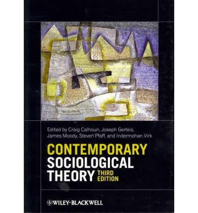 contemporary social theory This comprehensive book provides an indispensable introduction to the most significant figures in contemporary social theory grounded strongly in the europe.